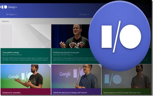 Google-IO-app