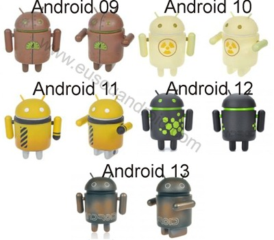 Mini Android 09-13