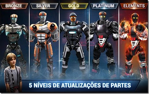 Real Steel Champions 01