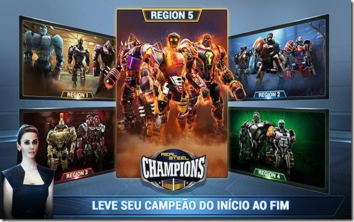 Real Steel Champions 03