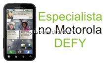 Especialista Motorola DEFY eusouandroid
