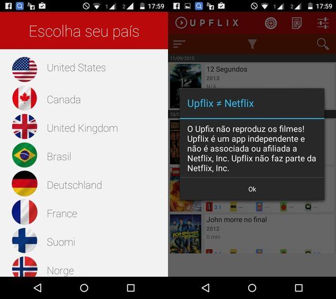 Saiba todos os últimos lançamentos  de filmes da Netflix no seu Android