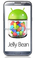 Galaxy Note 2 N7100 Jelly Bean Puro Retail