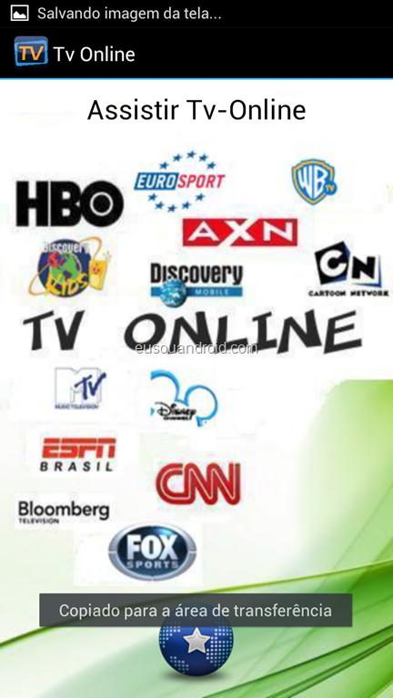 Tutorial - Como assistir TV Online no Android - Eu Sou Android