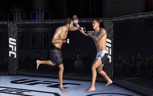 UFC 07