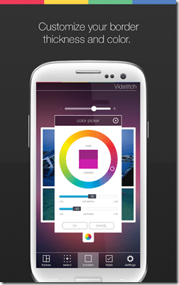 Vidstitch Pro - Video Collage imagem 3