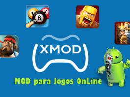 XmodGames Hack para Jogos Online Android