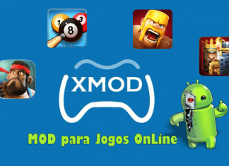 XmodGames Hack para Jogos Online Android
