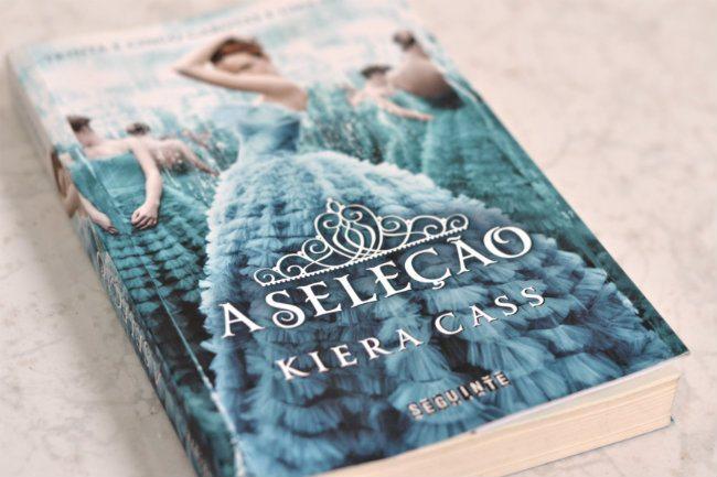 Livro – A seleção – The Selection Vol. 1 – Kiera Cass - Eu Sou Android