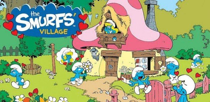 Resultado de imagem para Smurfs' Village