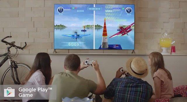 sony smart tv com sistema android brasil eusouandroid 3d jogos e games