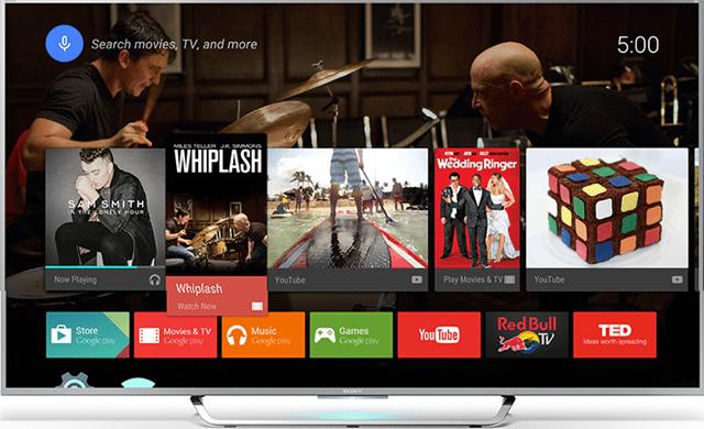 sony smart tv com sistema android brasil eusouandroid