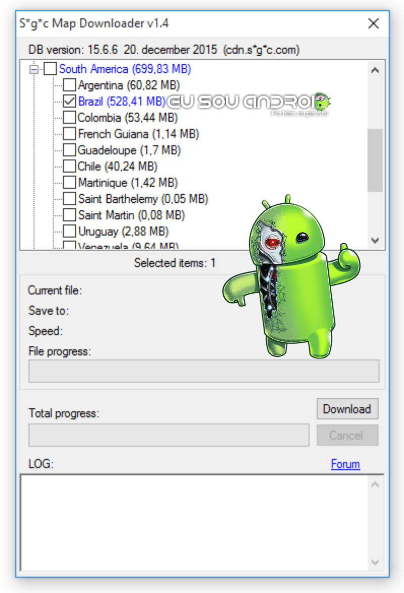 sygic map downloader 1