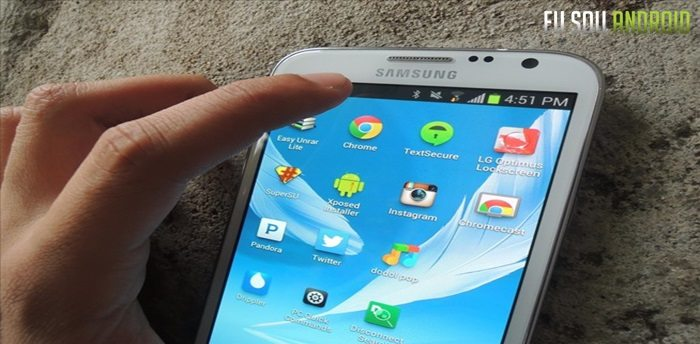 how to turn off voiceover on galaxy note 2