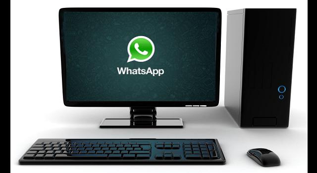 WhatsApp no Computador sem Programas